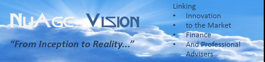Nuage Vision - Technology Pioneer, Supporter, Seeker, Investor